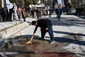 Photo of BLOODBATH: 100 killed, scores wounded as explosion rocks Afghan mosque during prayers
