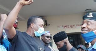Photo of Kanu's Trial: Hoodlums beat up Sowore as security bars him fom Courtroom