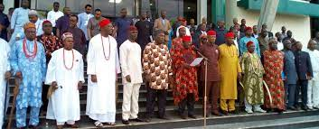 Photo of South East traditional rulers ask FG to release Nnamdi Kanu, de-proscribe IPOB as a terror group