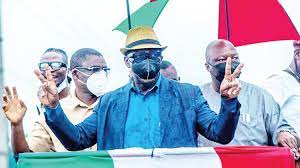 Photo of I was pushed out of APC, I can't return there – Obaseki
