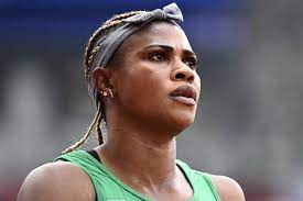Photo of Blessing Okagbare booted out of Tokyo Olympics for failing drug test