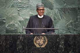 Photo of Buhari pleads with world leaders at UN General Assembly for 'debts cancellation'