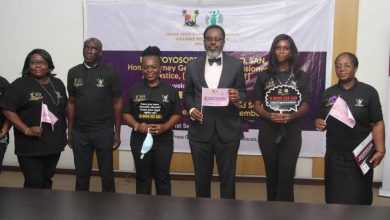 Photo of Over 10,000 cases of sexual, domestic violence addressed under Sanwo-Olu's govt