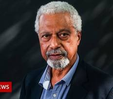 Photo of Abdulrazak Gurnah awarded the Nobel Prize in Literature